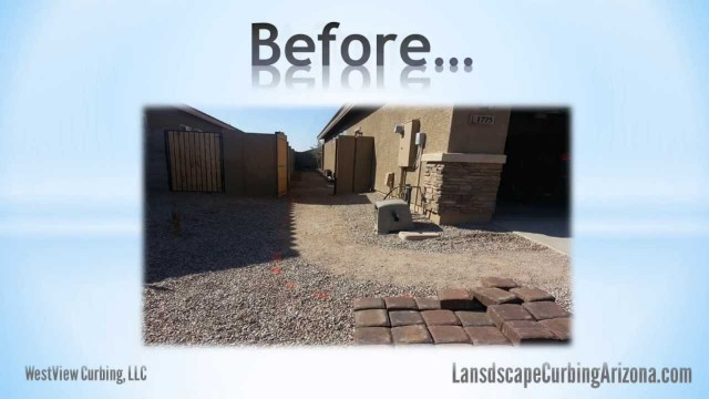 Landscape Curbing Arizona – Get A FREE Quote: 480-495-0217