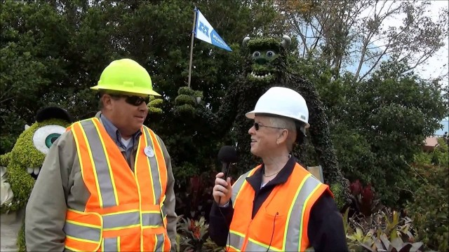 2015 Flower and Garden Festival Preview Interview with Eric Darden