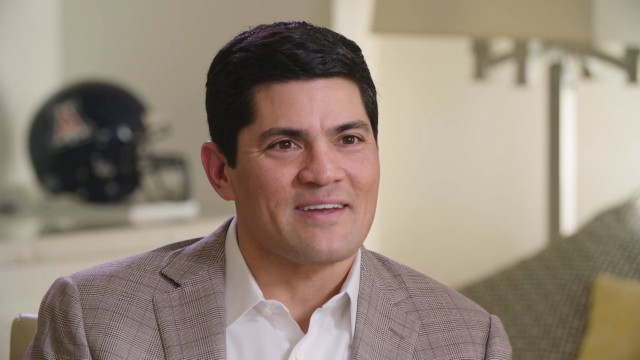 'One-on-One' preview: Arizona's Tedy Bruschi reveals anger fueled 'Desert Swarm' defense