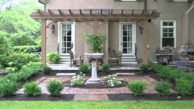 [Landscaping Ideas] *English Garden Landscape Ideas*