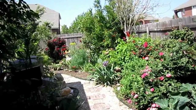 Lisa's Landscape & Design, Landscape Designer Lisa LaPaso shows her space