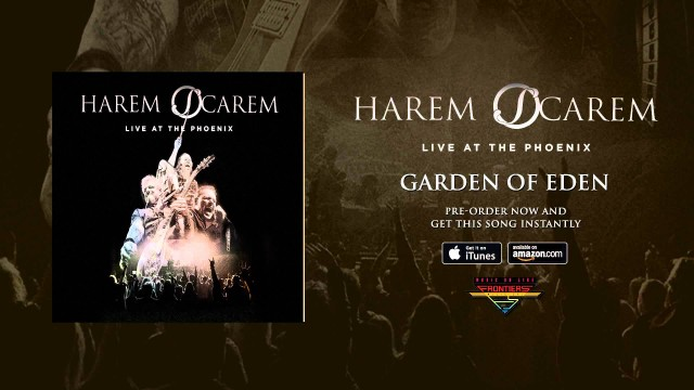 Harem Scarem – Garden of Eden (Live at The Phoenix – Official Audio)