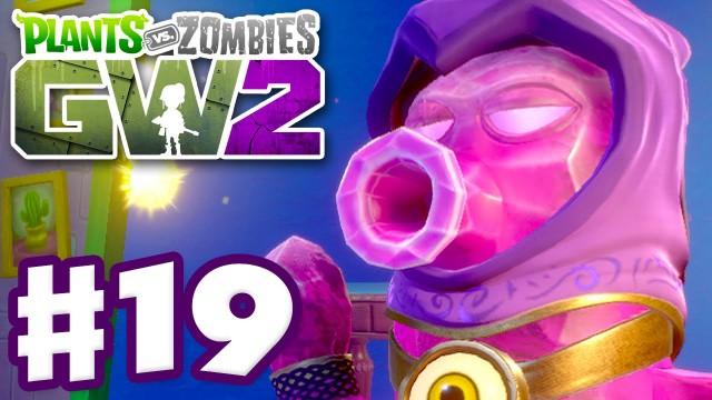 Plants vs. Zombies: Garden Warfare 2 – Gameplay Part 19 – Zen Cactus! (PC)
