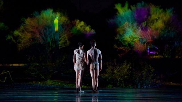 Ballet Arizona presents TOPIA at Desert Botanical Garden