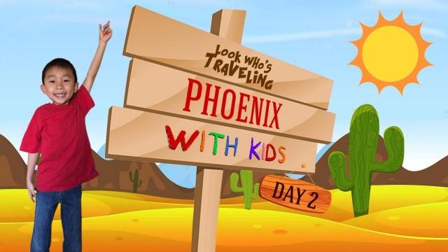 Desert Botanical Garden & Phoenix Zoo (Phoenix with Kids, Day 2): Look Who's Traveling