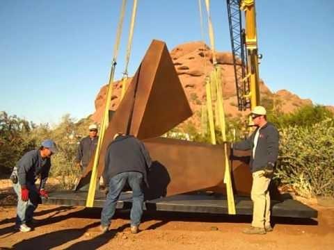 Allan Houser at Desert Botanical Garden: Tradition to Abstraction