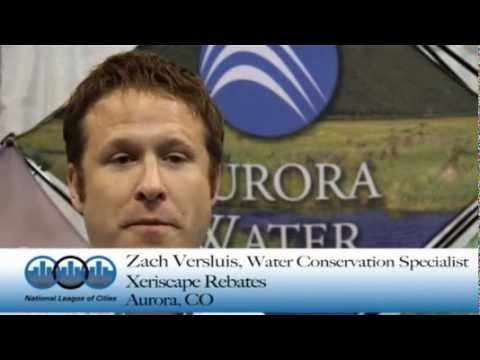 2010 City Showcase: Xeriscape Rebates, Aurora, Colordo