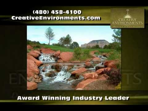 Landscape Design Tempe AZ – Creative Environments Design
