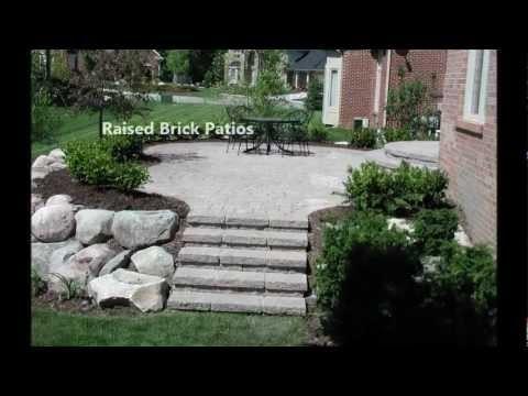 Landscape Design-Landscape Installation-Lawn Mowing Service of Lansing, Okemos, East Lansing