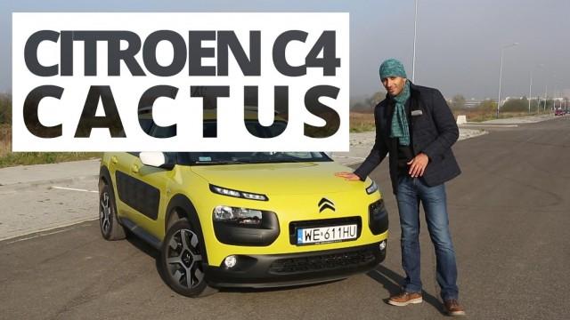 Citroen C4 Cactus 1.2 PureTech 82 KM, 2014 – test AutoCentrum.pl #145