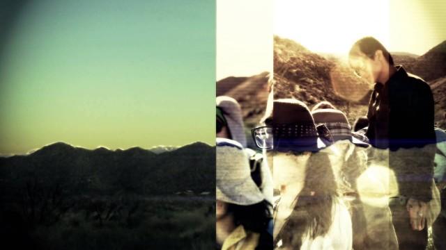 Desert Landscape Remapping