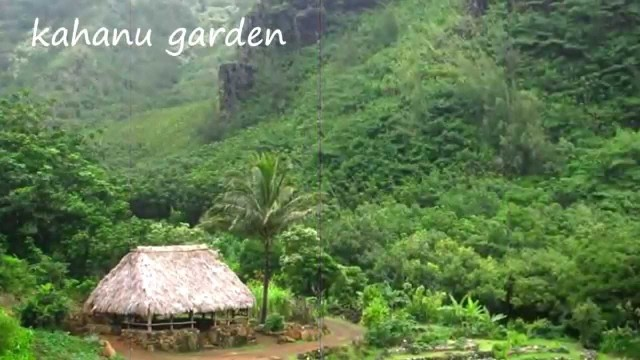 Kahanu Garden Tours – Kauai Island – Hawaii National Botanical Garden