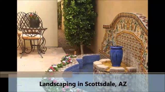 Landscaping Scottsdale AZ Landscape Resources INC