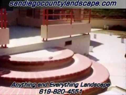 Landscaping San Diego CA