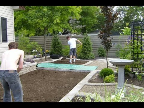 Landscape Ideas | How To Build Landscape Design Ideas | Backyard Landscape Ideas