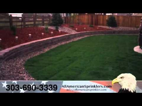 All American Sprinkler & Landscape | Xeriscape-Irrigation-Patio Construction Services in Aurora, CO