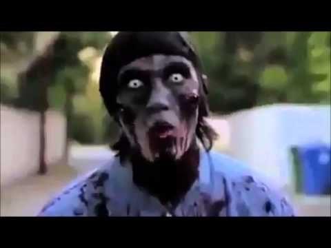 """""""Walking Dead – Dancing Zombie"""" – Gangnam Style – Daniel Cloud Campos"""