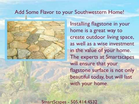 The Best Putting Greens, Xeriscaping and Flagstone in Albuquerque by SmartScapes