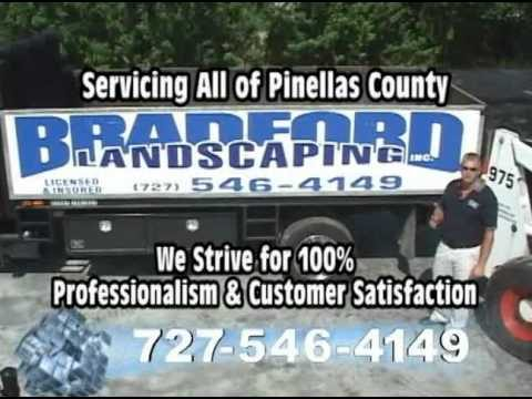 Bradford Landscaping Commercial – Xeriscaping Experts Tampa FL