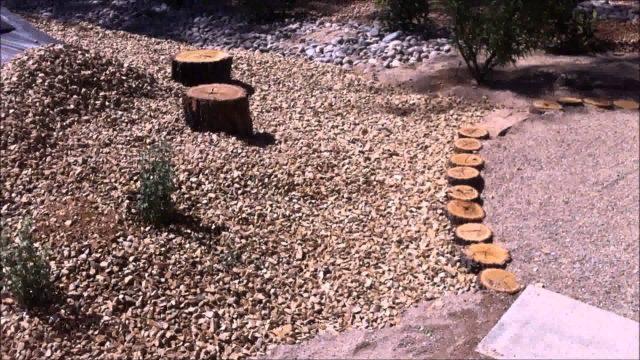 Xeriscape Conversion  Lawn to Drought Tolerant