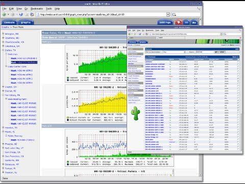 Instalación de Cacti (Servidor de Monitoreo) en Ubuntu.
