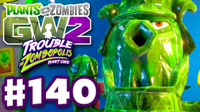Plants vs. Zombies: Garden Warfare 2 – Gameplay Part 140 – Jade Cactus! (PC)