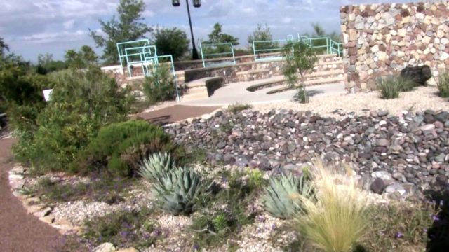Xeric Demonstration Garden: Layering Landscapes, El Paso Botanical Garden