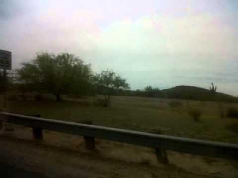 Phoenix Arizona desert landscape 2013