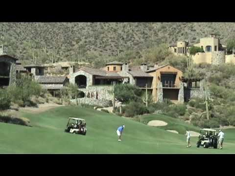 Tour of Desert Mountain Golf Club & Real Estate in Scottsdale Arizona