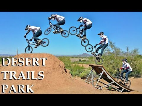 Pro BMX Super Camp @ Desert Trails Bike Park – Mesa Arizona