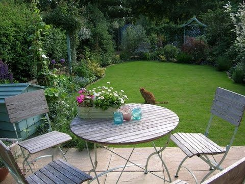 Small Garden Landscaping Ideas Uk | Small Garden Design and Creation