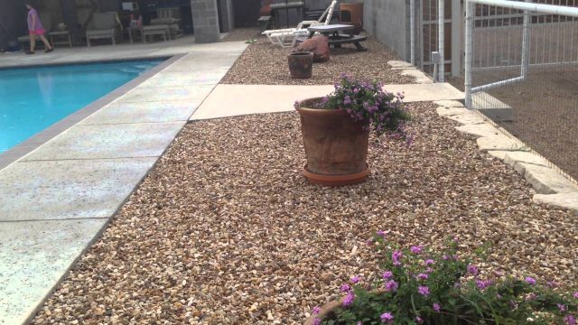 817-759-0102, Fort Worth Landscaping Company Installs Zeroscape Around Pool