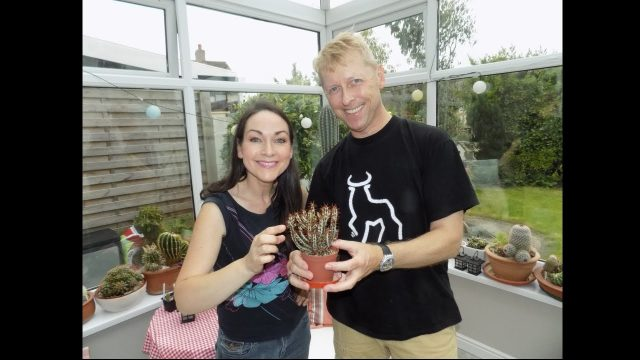 My visit to see my friend Martin's STUNNING Cacti & Succulent collection