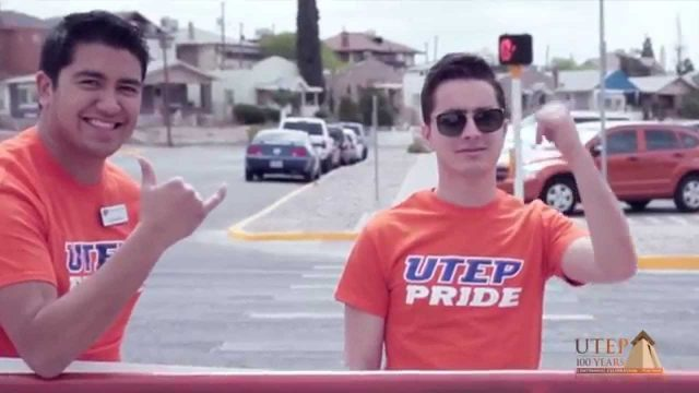 UTEP Centennial Stories – 2014 Open House 1