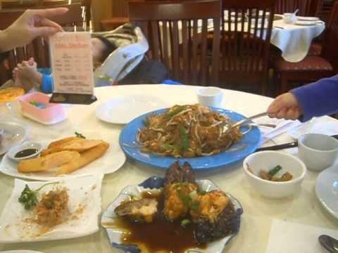 phoenix garden chinese restaurant / dim sum special $28 / curious baby