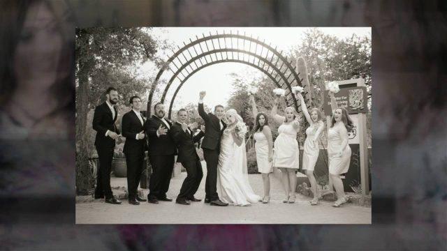 A Wedding in the Desert Gardens | Desert Botanical Garden, P