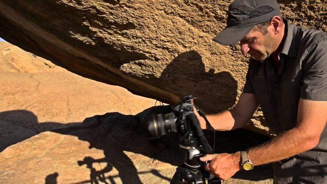 Chris McLennan & Nikon – Shooting Landscapes in Africa