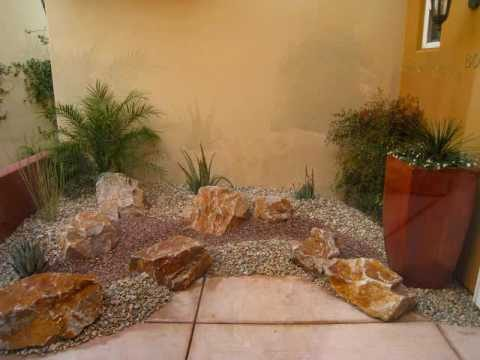 Landscape Design Ideas, Backyard Garden Front Yard, La Quinta, Palm Desert, Palm Springs