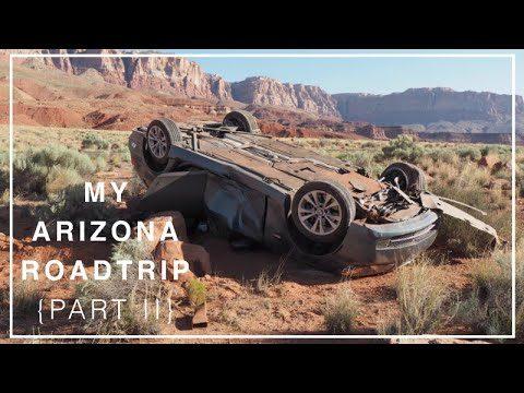 HOW I NEARLY KILLED MYSELF IN THE DESERT… Arizona Roadtrip {Part 2}