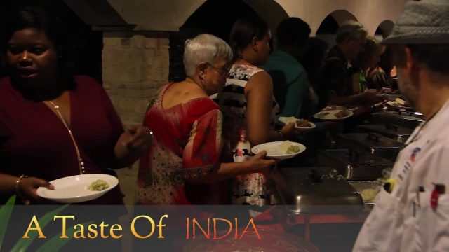 2016 Taste of India Benefit Dinner & Silent Auction