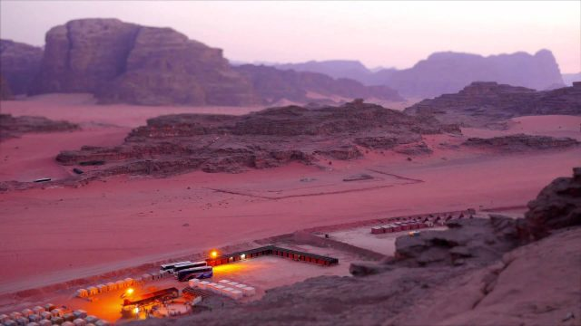Wadi Rum – A Majestic Landscape