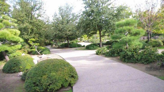 Ro Ho En Japanese Garden In Phoenix, AZ