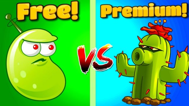 Plants vs Zombies 2 CACTUS Vs LASER BEEN