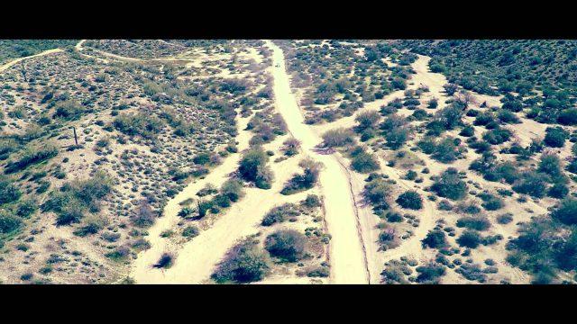 FORD Raptor SVT Off Roading in Arizona Desert