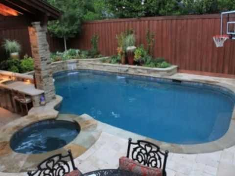 Desert Landscape Pool Design Ideas
