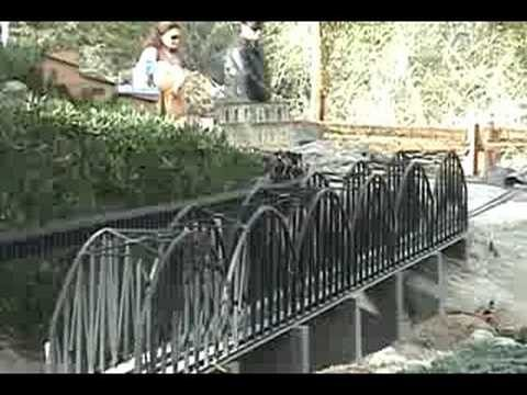 LGB Model Train – Living Desert Zoo – Palm Springs, CA