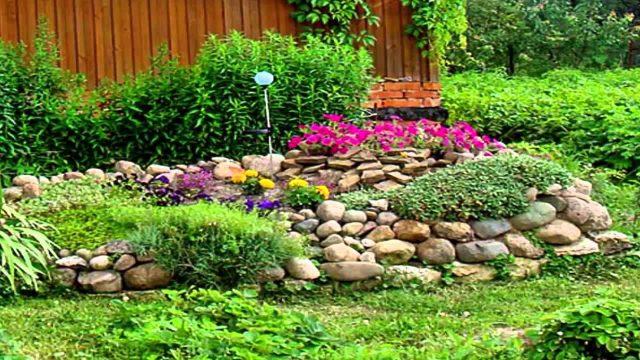 [Landscaping Ideas] *Flowers Landscape Gardening Ideas*