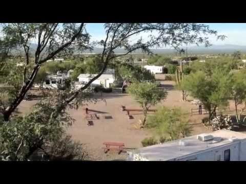 Desert Trals RV Park Tucson Arizona