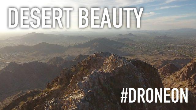 DESERT BEAUTY (PHOENIX, ARIZONA) | Phantom 4 4K Drone