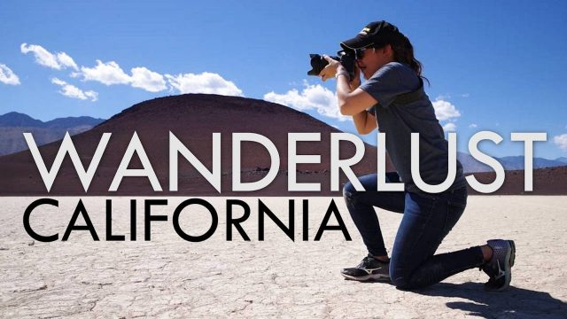 WANDERLUST 4K Premiere! California Travel, Desert Landscape Photography & Location Scouting